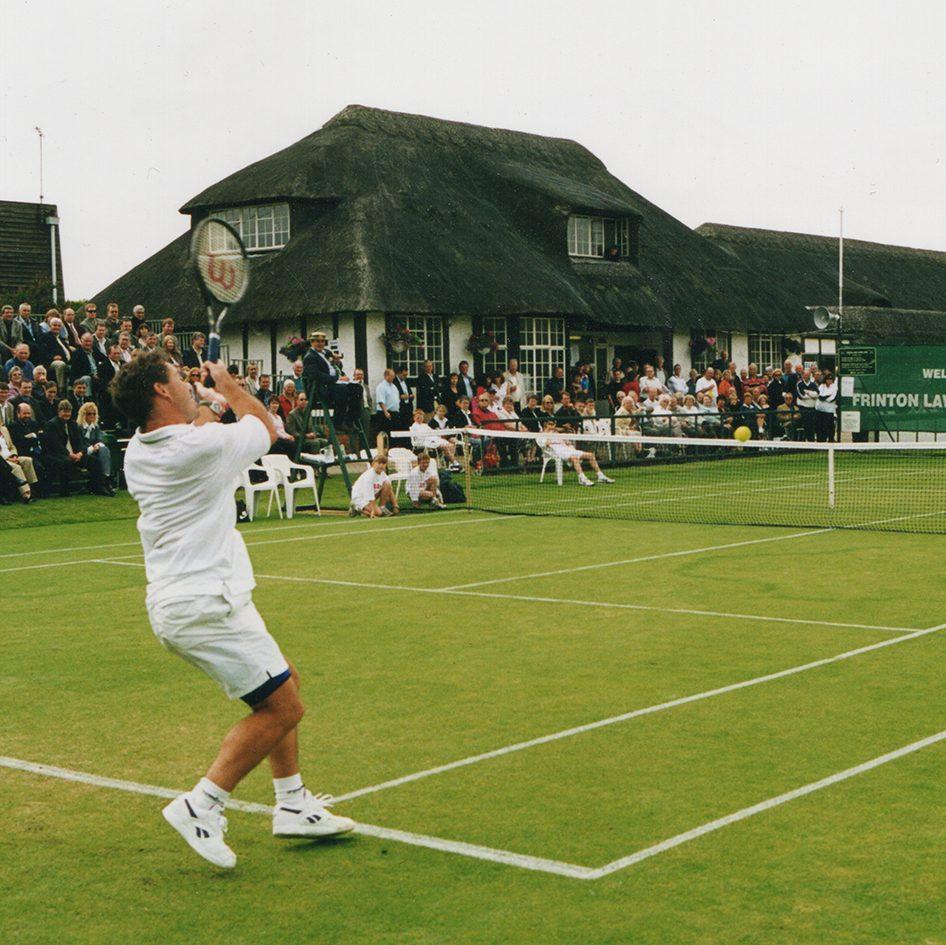 Tennis Frinton
